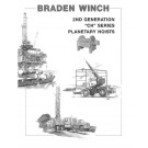 "Braden Winch - 2nd Generation ""CH"" Series Planetary Hoists - Sales Specification Sheets"