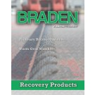 BRADEN - Planetary Recovery Winches, Worm Gear Winches and Recovery Products Sales Specification Sheet