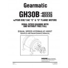 GH30B-40000C & D w/Std FF Attachment Service Manual