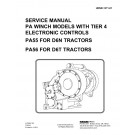 PA55 & PA56 Service Manual w/Electronic Controls f/Tier 4 Tractors