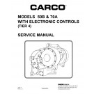 50B/70A Service Manual w/Electronic Controls f/Tier 4 Tractors