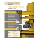 CARCO HCH100 for CAT D8R/D8T TRACTORS