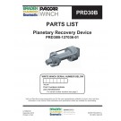 PRD30B - Planetary Recovery Device PRD30B-127036-01 - Parts List