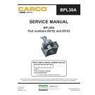 CARCO - Service Manual BPL30 - Part numbers 09152 and 09153