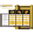 CARCO - Recovery Tail Winch Comparison for Small Crawler Dozer Applications