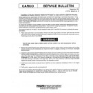 CARCO - Installation of Suction Strainer Shield Kit p/n 62237 on Carco 50A/70 & 50B/70A Winches - Service Bulletin