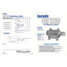 Gearmatic - GH20 Hydraulic Hoist - Spec Sheet