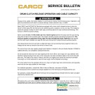 Carco - Drum Clutch Release Operation and Cable Capacity