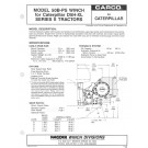 50B/CAT D5H Specification Sheet