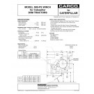 CARCO Model 50B/CAT - D5M Spec Sheet