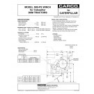CARCO Model 50B/CAT - D6M Spec Sheet