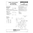 70A/CAT D6R SPEC SHEET